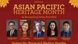 Ảnh minh họa. Khu Học chánh Houston Independent School District, bang Texas vinh danh các hiệu trưởng gốc Á nhân tháng Di sản Người Mỹ Châu Á-Thái Bình Dương, tháng 5/2017.