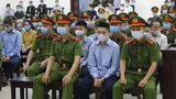 Hình minh hoạ. Người dân Đồng Tâm bị xét xử trong phiên toà ở Hà Nội vào tháng 9/2020