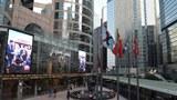 Sở Giao dịch chứng khoán Hong Kong, nơi tập trung các trung tài chính lớn hôm 11 tháng 9,2019