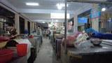 Chợ truyền thống Đà Nẵng ngày 12/8/2021.
