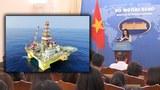Chiều 3/10, Người phát ngôn Bộ Ngoại giao Việt Nam Lê Thị Thu Hằng lần thứ 4 trong vòng 3 tháng qua lên tiếng phản đối hoạt động của tàu Trung Quốc ở vùng nước của Việt Nam.