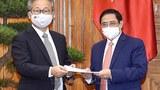 Nhật Bản sẽ tặng cho Việt Nam một triệu liều vắc-xin