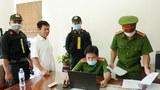 Công an tỉnh An Giang khám xét nhà bị can liên quan vụ lừa 600 tỉ ở An Giang.